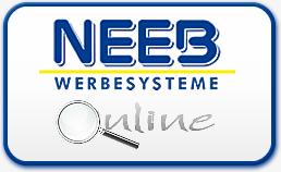 NEEB Werbesysteme Hammelburg und Hildburghausen