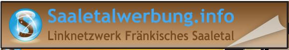 Saaletalwerbung Linknetzwerk Fränkisches Saaletal - Werbebanner 580 x 100 px